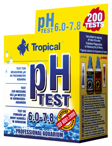 TROPICAL pH 6.0-7.8